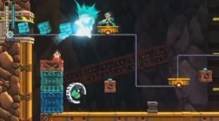 Puzzles Mega Man