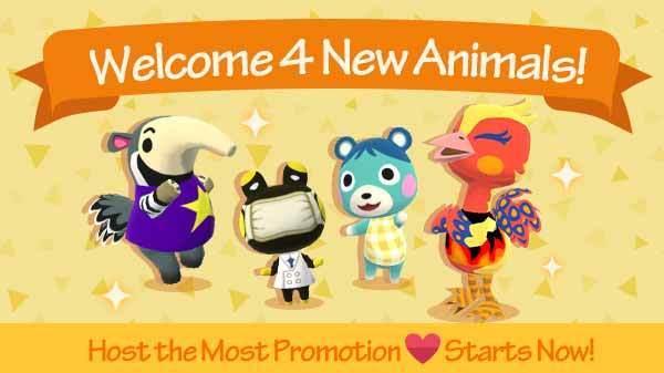 Animal Crossing: Pocket Camp new update