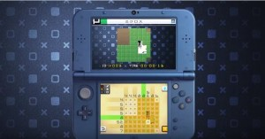 Picross e8 for Nintendo 3DS release date