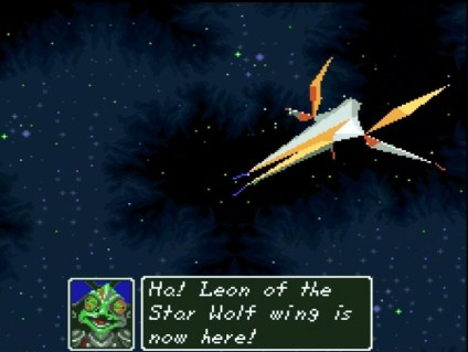 Leon of the Star Wolf Wing