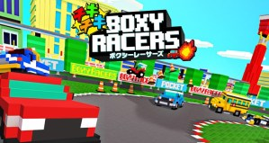 Boxy Racers Nintendo Switch
