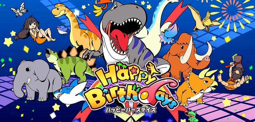 Happy Birthdays Nintendo Switch