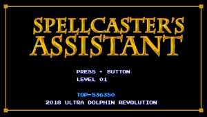 Spellcaster's Assistant Wii U