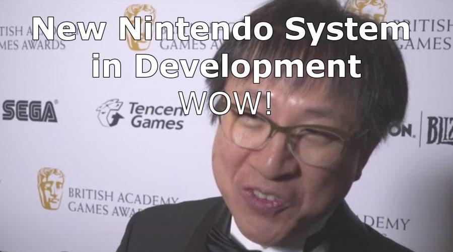 New Nintendo Console & System in Development