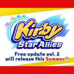 Kirby Star Allies Update Volume 2