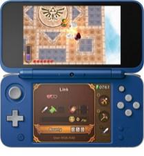 Screenshot of Link Between Worlds