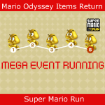 Mario Items in Super Mario Run