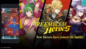 Fire Emblem Heroes Version 2.5.0 Available Now