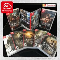 Octopath Traveler Box Art Covers Preview