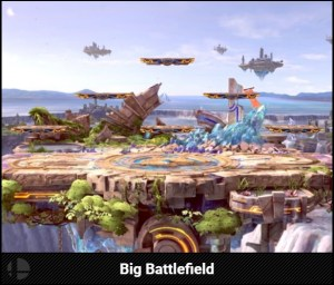 Big Battlefield Stage