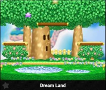 Dream Land Stage