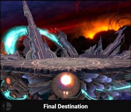 Final Destination Stage