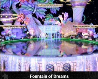 Fountain of Dreams Stage