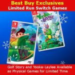 Best Buy Limited Run Games Switch Exclusives