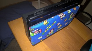 Nintendo Switch Dock Cover - Super Mario World