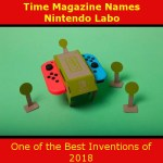 Nintendo Labo Makes Time's Best Inventions of 2018