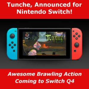 Tunche, Brawler coming to Switch, Xbox One and PS4
