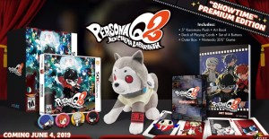 Persona Q2, Story Trailer - 3DS