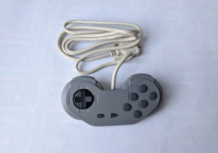 SNES CD - Sony Nintendo Development Controller