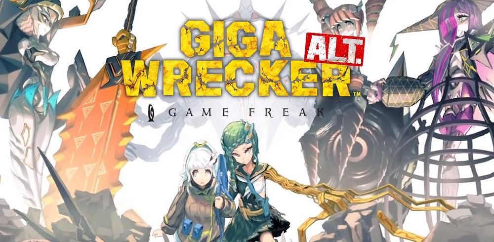 GIGA WRECKER ALT - Release Details