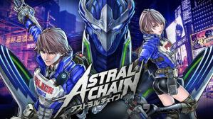 Astral Chain New Art