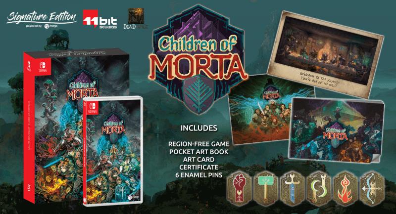 The Children of Morta Signature Edition