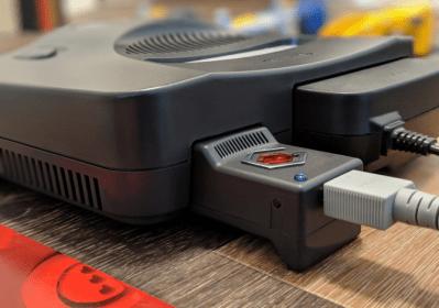 N64 HDMI Adapter