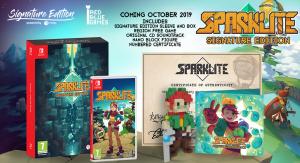 Sparklite Nintendo Switch Signature Edition
