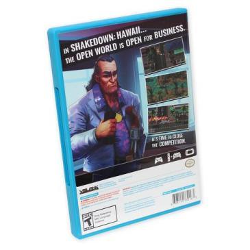 Back Box Art - Wii U Version