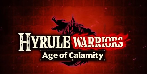 Hyrule Warriors Age of Calamity Logo