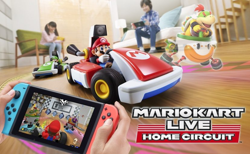 Mario Kart Live: Home Circuit Announced for Nintendo Switch