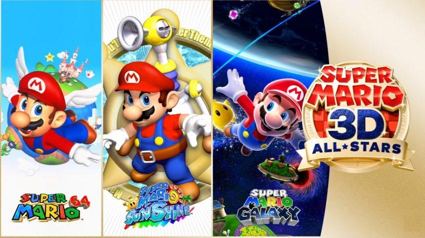 Super Mario 3D All-Stars - Announced