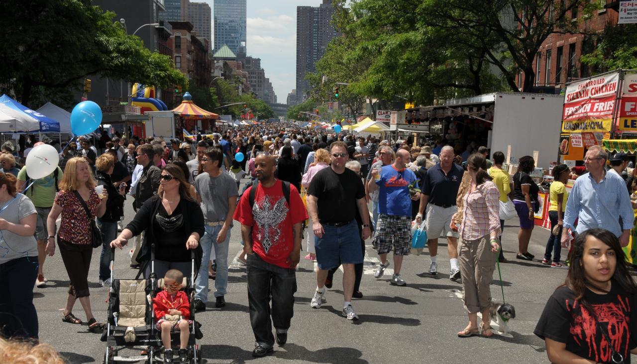 nyc festival