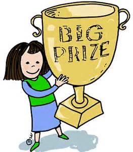 Big Prize clipart