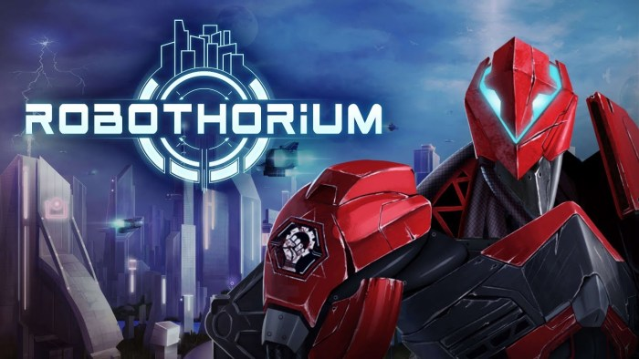 Robothorium Review