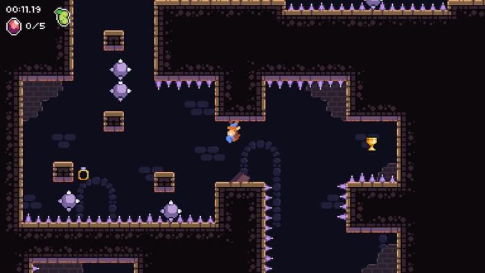 Daggerhood Switch Screenshot