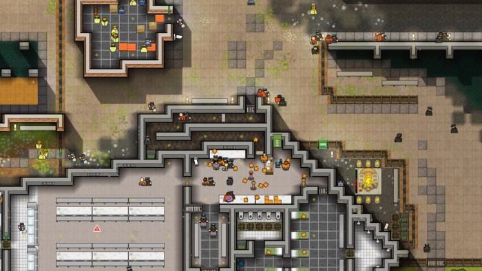 Prison Architect Switch God Games