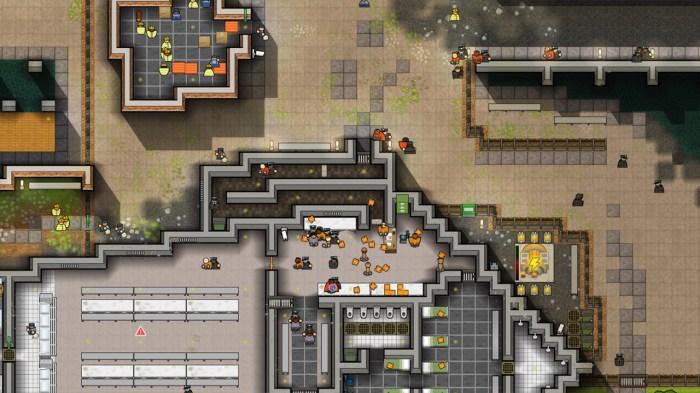 Prison Architect Switch God Games