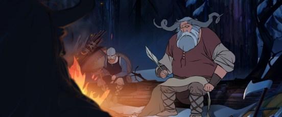 The Banner Saga - Viking Games