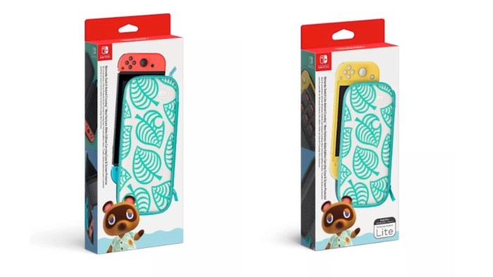 Animal Crossing Switch Aloha case