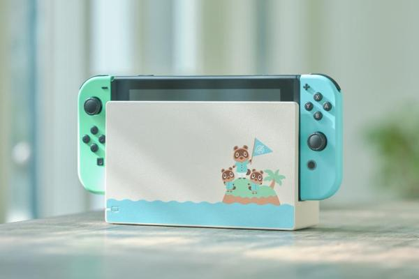 The Animal Crossing Switch is a Safe Buy — No New Switch Model in 2020