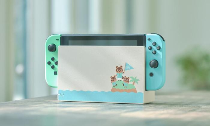 Animal Crossing Switch Design