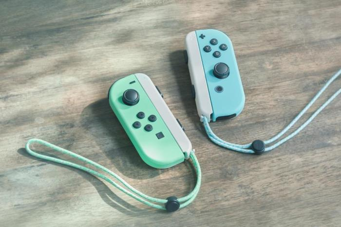 Animal Crossing Switch Joy-Cons