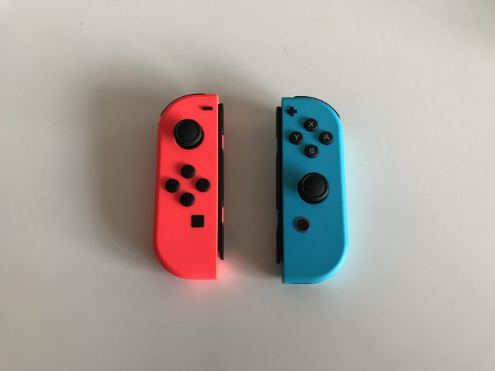 how to paint Joy Cons