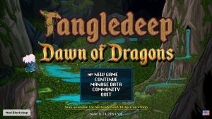 Tangledeep Developer Interview #2 – Switch Sales Account for 50% of revenue