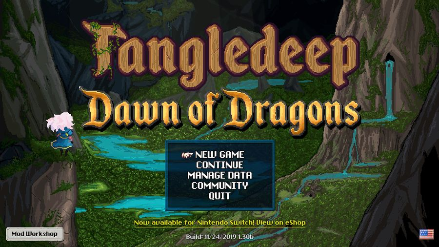 Tangledeep developer interview