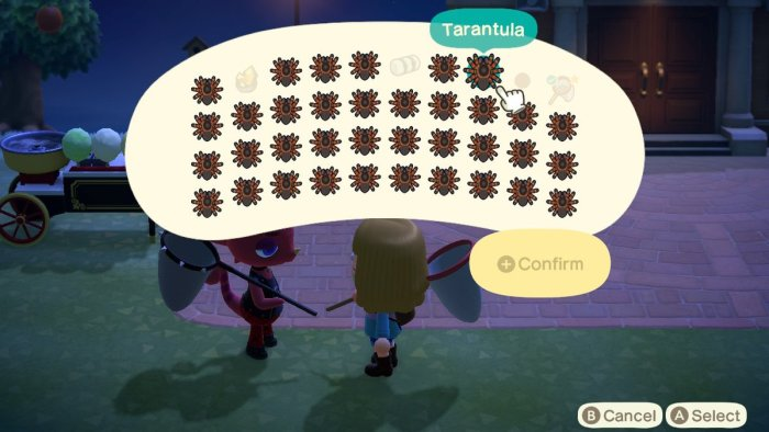 Animal Crossing make bells