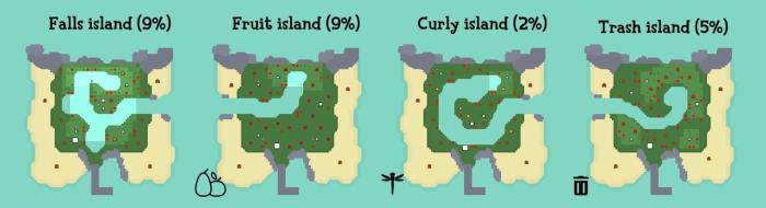 Nook Miles Island Type 3