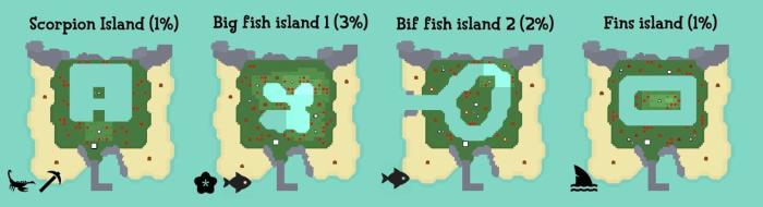 Nook Miles Islands Type 5
