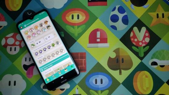 Animal Crossing app